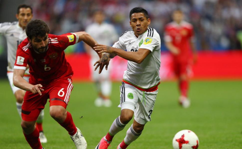Сборная Чили вышла вфинал Кубка конфедераций