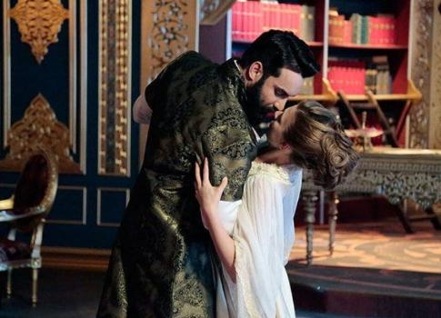Российско-турецкий сериал «Султан моего сердца» 2018