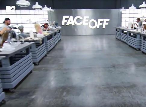 Реалити-шоу «Без лица»/Face Off: премьера, MTV