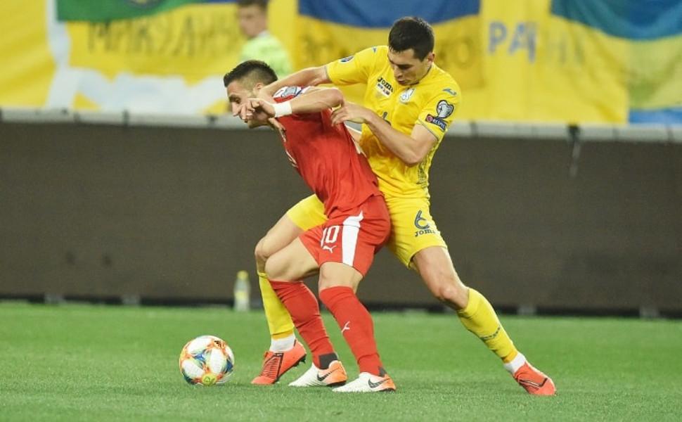 Футбол Украина - Люксембург 10.06.19 прямая трансляция