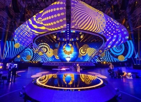 Грузия иЛатвия непрошли вфинал «Евровидения»