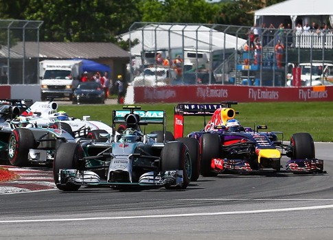 Квалификацию Гран-при Канады «Формулы-1» одержал победу Льюис Хэмилтон