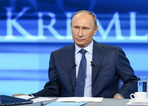 Смотрите Прямую линию с Владимиром Путиным в четверг 15 июня