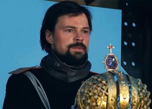Русский «викинг» сыграет вирландском телесериале овикингах