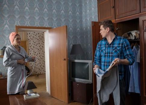 Мелодрама «Приличная семья сдаст комнату» 2018: премьера, 4 серии, Россия 1