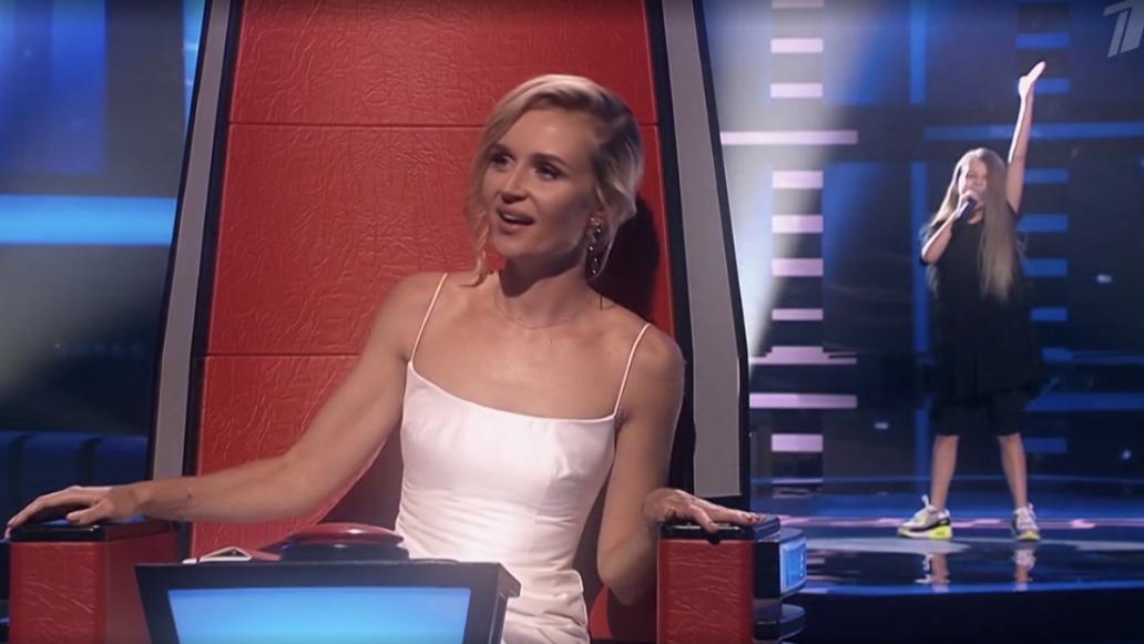 Калужанка не угодила  вфинал шоу «Голос.Дети»