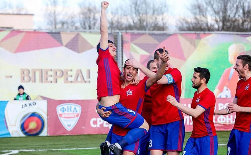 Футболисты «СКА-Хабаровска» вышли вРФПЛ, «Оренбург» вылетел вФНЛ