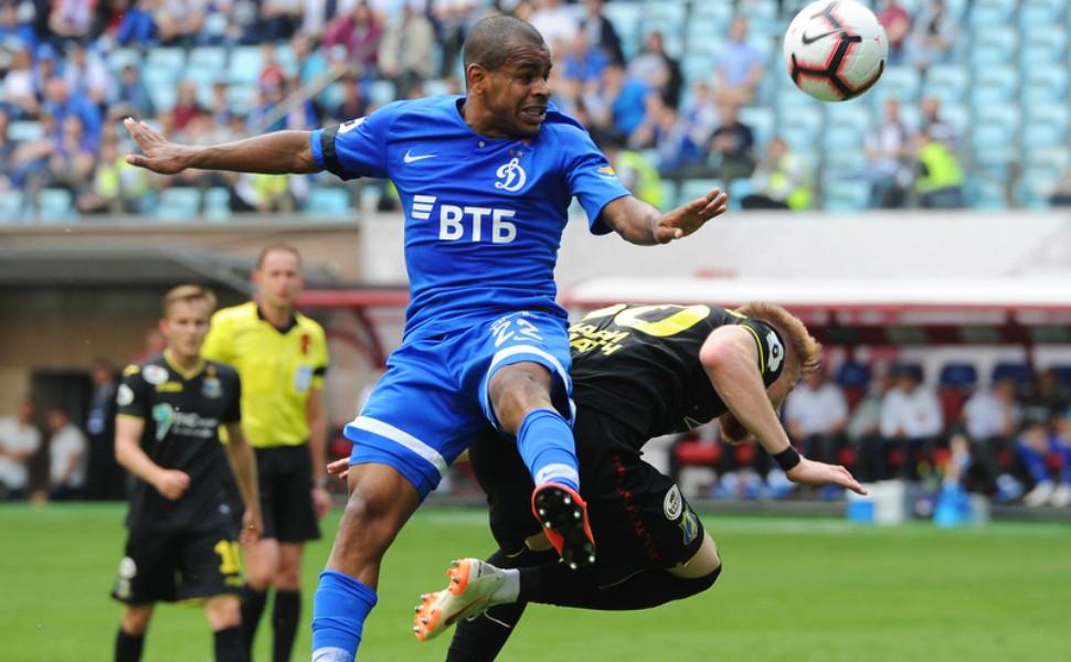 Ростов - Динамо Москва 28 сентября смотреть онлайн