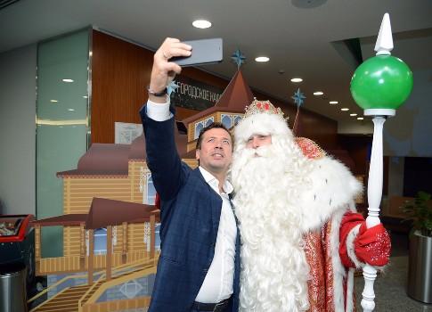 Краснодар примет Деда Мороза изВеликого Устюга