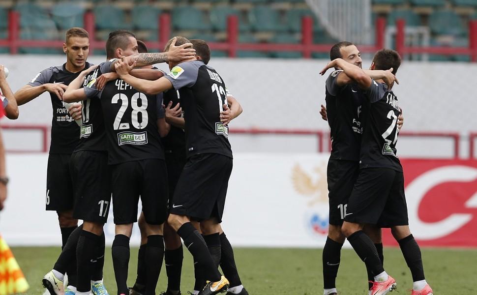 «Ахмат» одержал первую победу в 2018г, обыграв дома «Тосно»