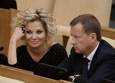 В РФ арестовали имущество убитого экс-депутата Государственной думы Вороненкова