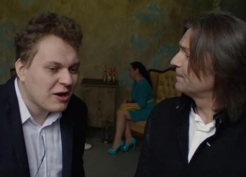 Дмитрий Маликов записал рэп-композицию сшепелявым видеоблогером