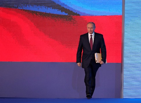 Фильм «Путин» Андрея Кондрашова, 2018: описание, часть 1 и 2