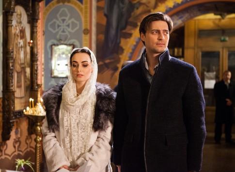 Смотрите первые серии премьерной мелодрамы «Искушение» на «России 1» уже сегодня в 21:00