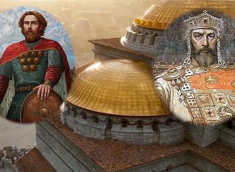 Фильм «Князь Владимир – креститель Руси»: премьера, Первый канал