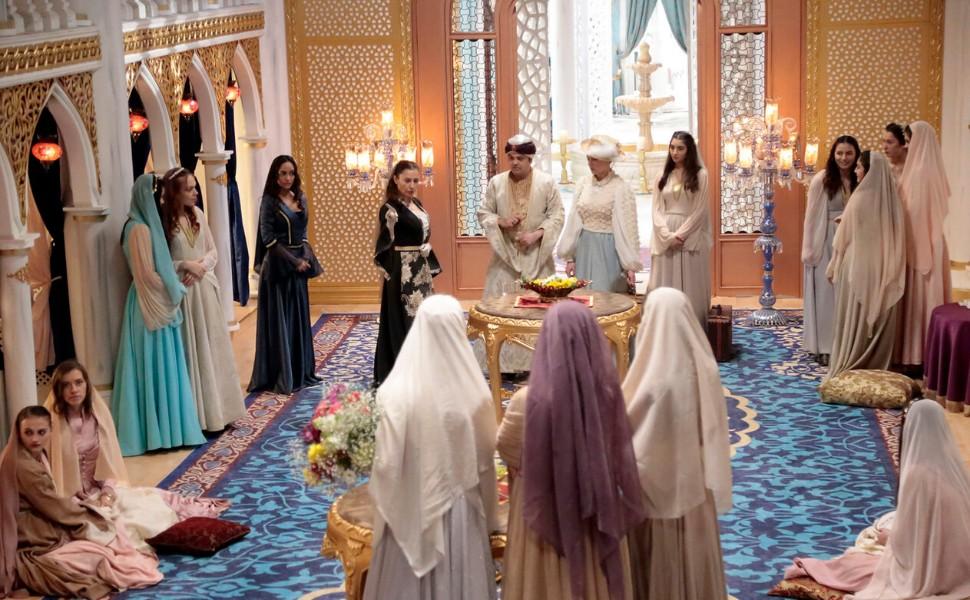 Султан моего сердца 1-2 серия 2019 смотреть онлайн сериал, описание серий, сюжет, актеры и роли