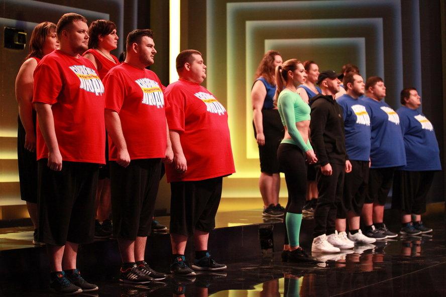 Американское тв шоу похудения